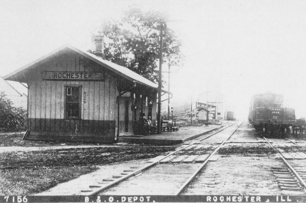 b & o depot