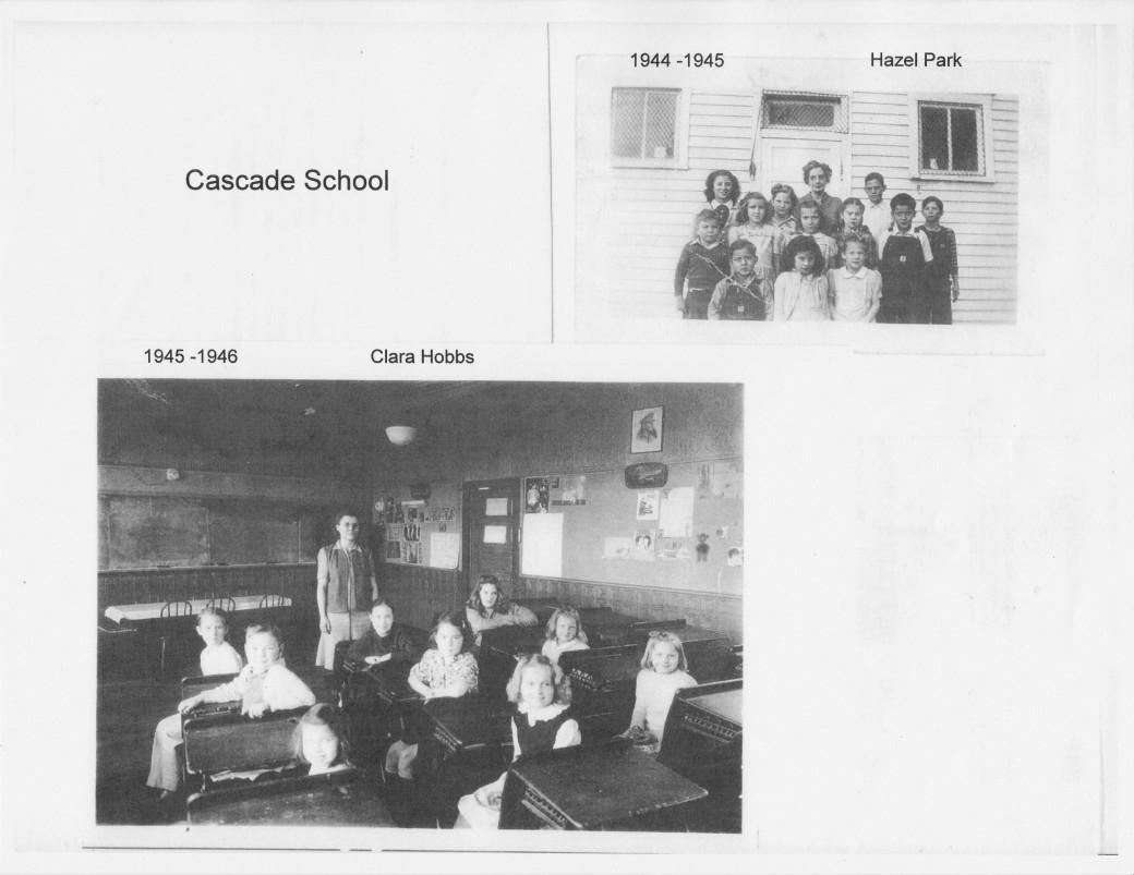 cacade school