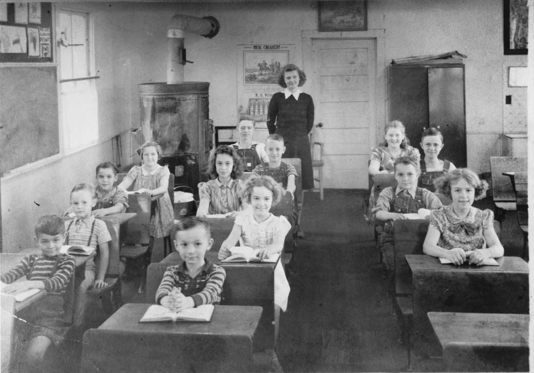 poffenbarger school - 1940-41