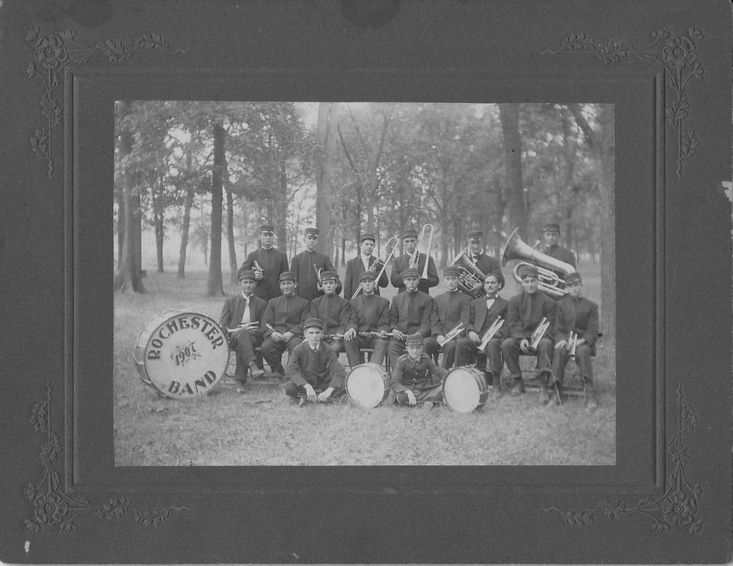 rochester band 1907